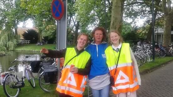 2014 vrijwilligers